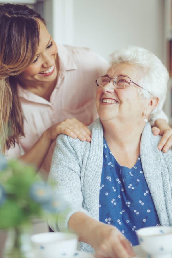 Memory Care at Regency Park Senior Living, Inc.