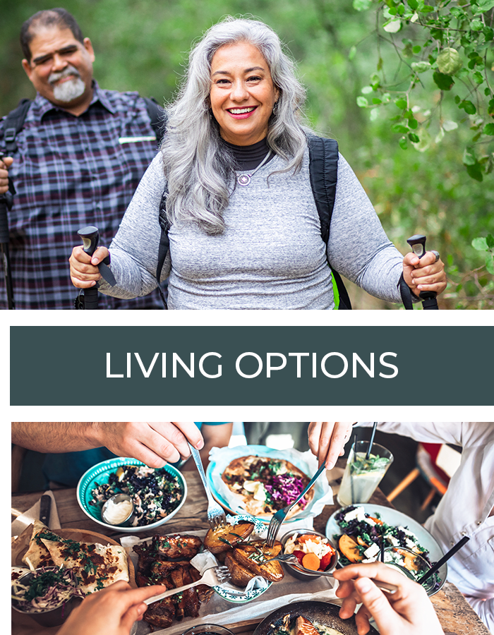 Coming see our living options at LARC at Burien in Burien, Washington