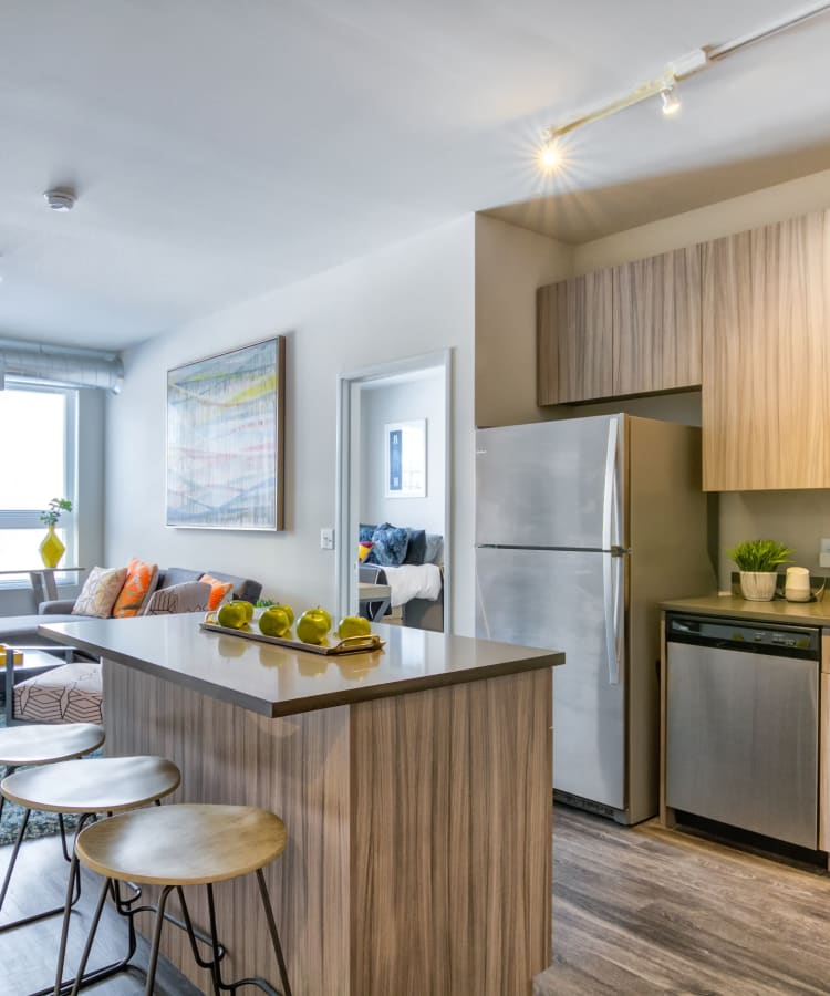 View our floor plans at The Link Minneapolis in Minneapolis, Minnesota