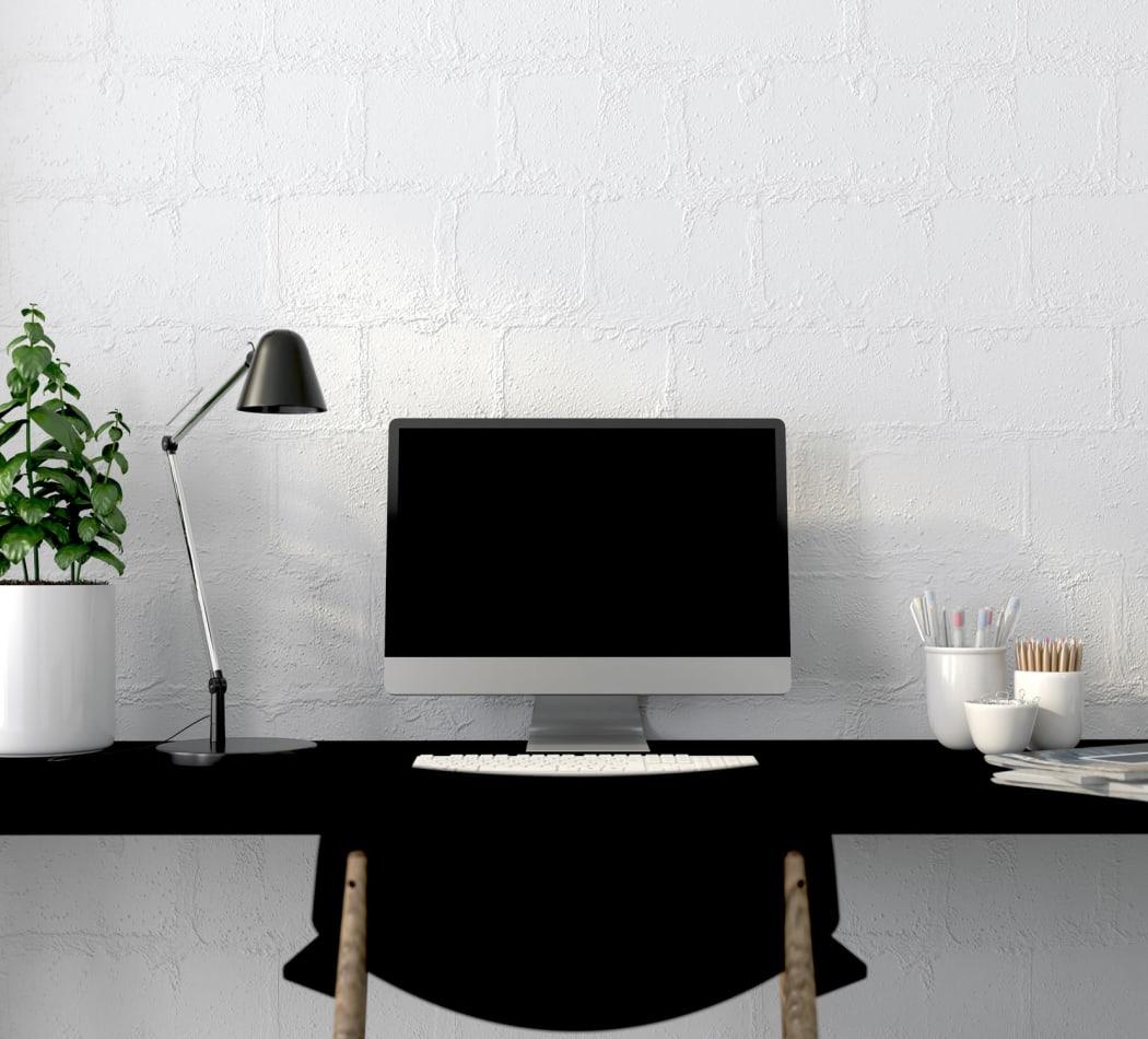 Belton Woods computer desk