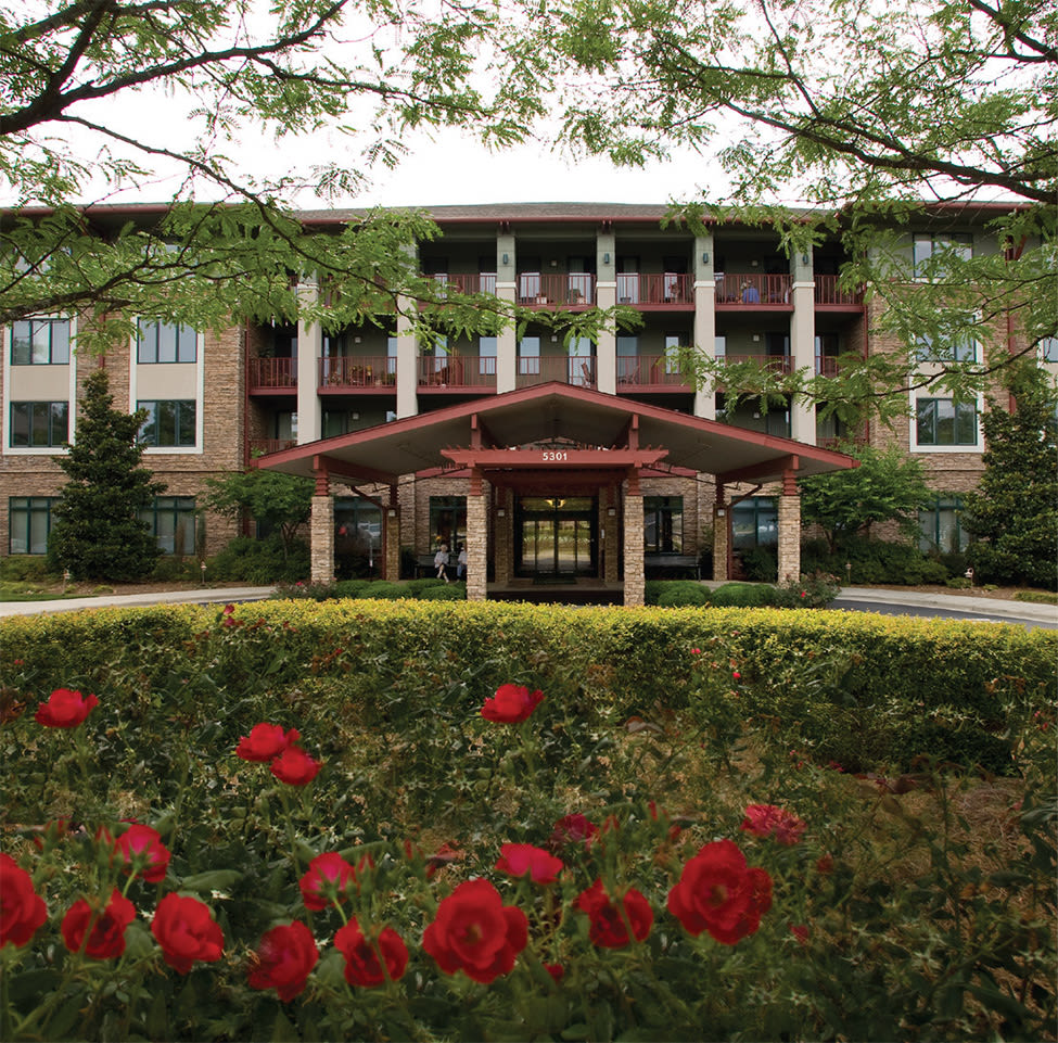 Raleigh, NC Senior Living | Magnolia Glen