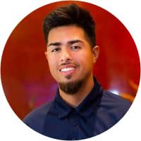 Leonel Aldana Jr., Facilities Technician
