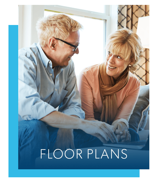 Floor plans at Sherwood Village Apartment & Townhomes