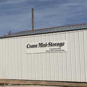 Crane Mini Storage Photo