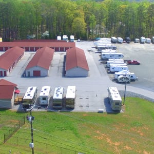 Self Storage Units Hiram GA In Paulding County