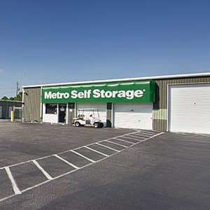 10. Metro Self Storage ...