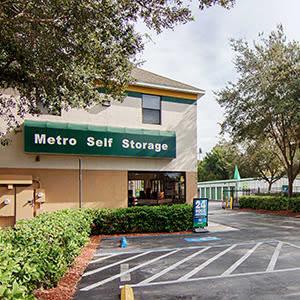 8. Metro Self Storage ...