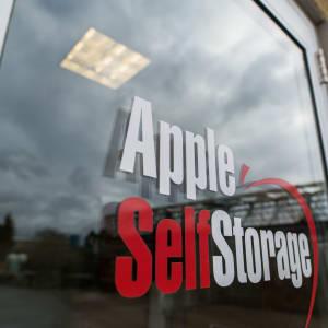 Apple Storage @ the Planet
