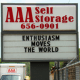 AAA Self Storage at Browns Summit Rd Photo
