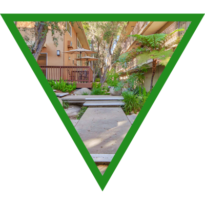 Link to schedule your tour of Villa Vicente in Los Angeles, California