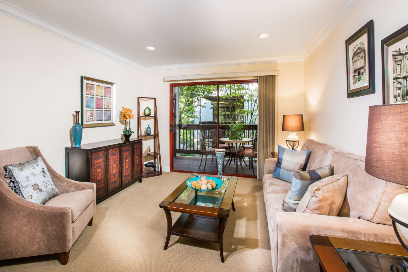 Oakmont Gardens offers a living space in Santa Rosa, California