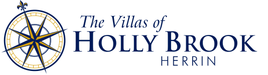 Villas of Holly Brook Herrin logo