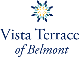 Vista Terrace of Belmont logo