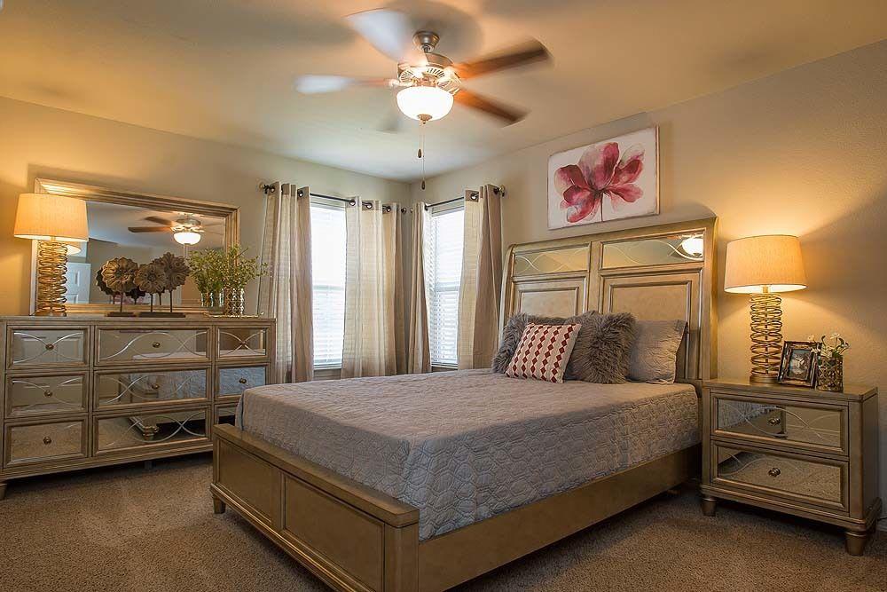 Tuscany Ranch Bedroom