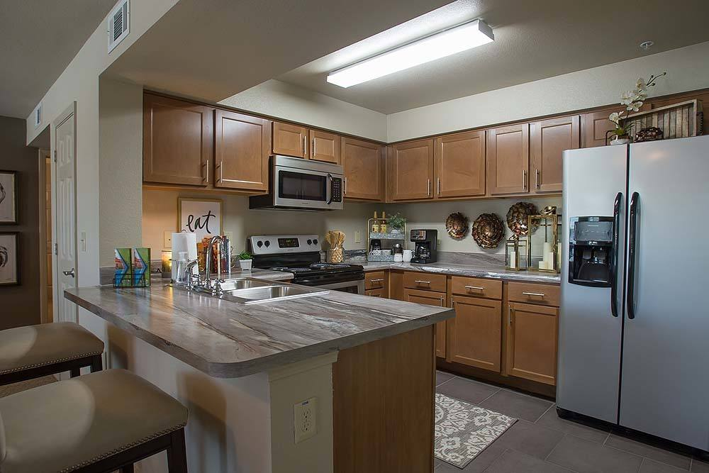 Apartments with Modern Kitchens in Waco Texas