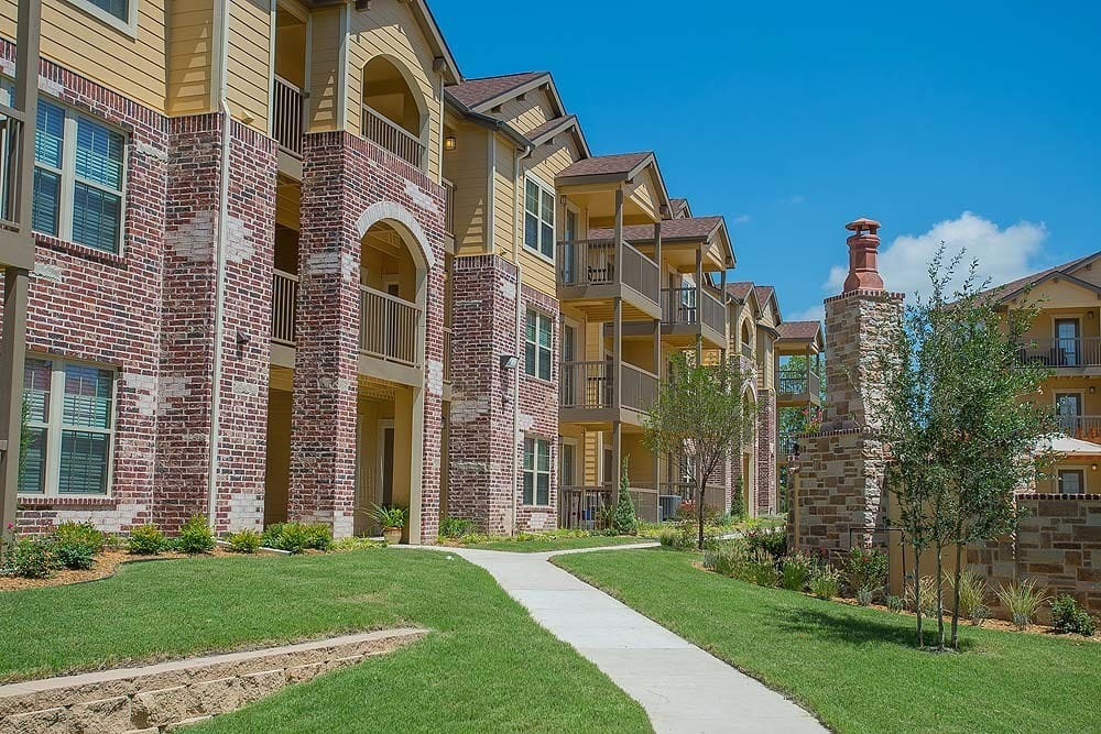 Waco Texas Apartments at Tuscany Ranch