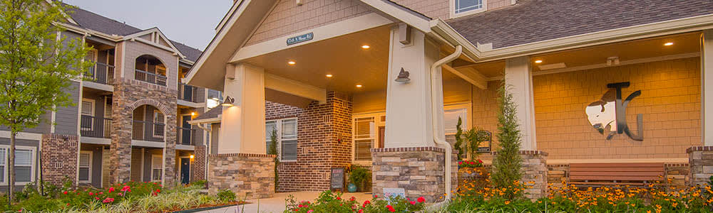 Our apartments in Owasso, OK are located in a convenient area