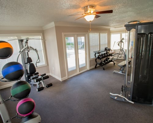 Luxury amenities at our apartments available in Tulsa