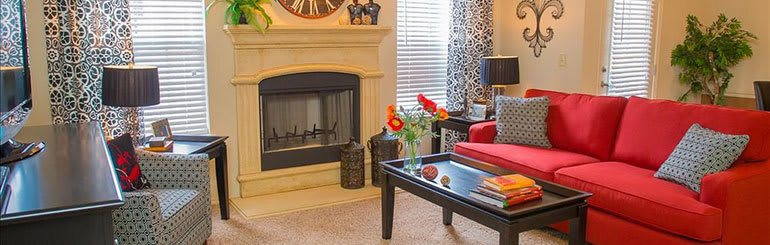 Luxury apartments in Owasso with great amenities