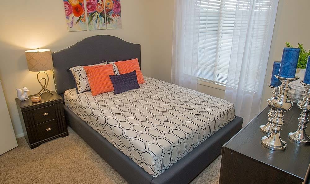Tulsa Apartment bedrooms