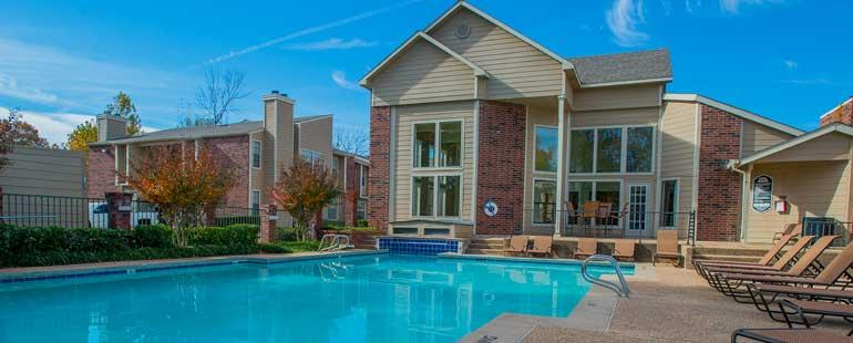 Our apartments in Tulsa offer resort-style amenities for our residents