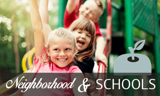 Learn more about our Moore neighborhood