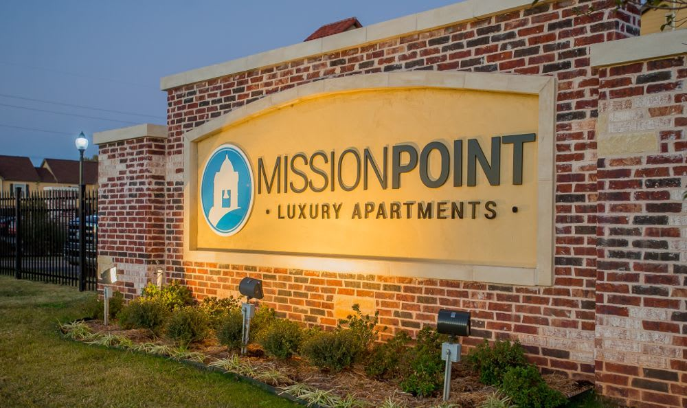 Welcome to Mission Point Apartments