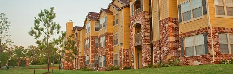 Neighborhood amenities surround our Tulsa apartments
