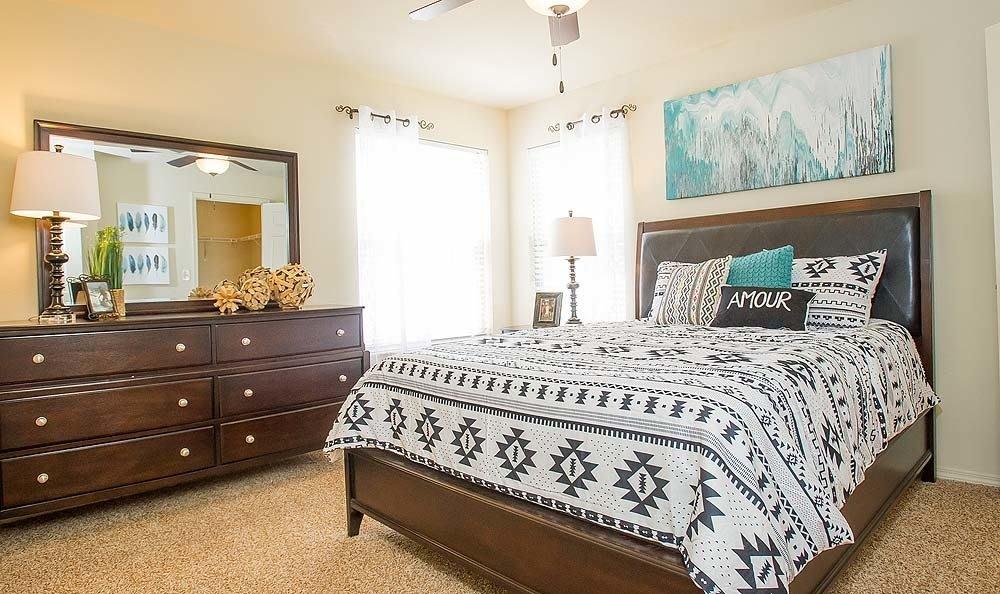 Bedroom at Tuscany Hills at Nickel Creek