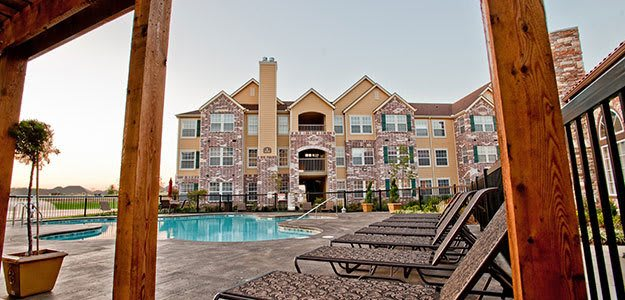 Luxury amenities at our apartments available in Broken Arrow