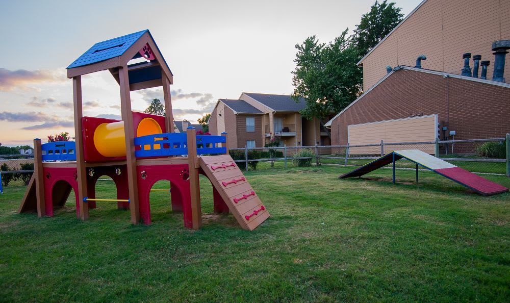 Playground at Windsail Apartments