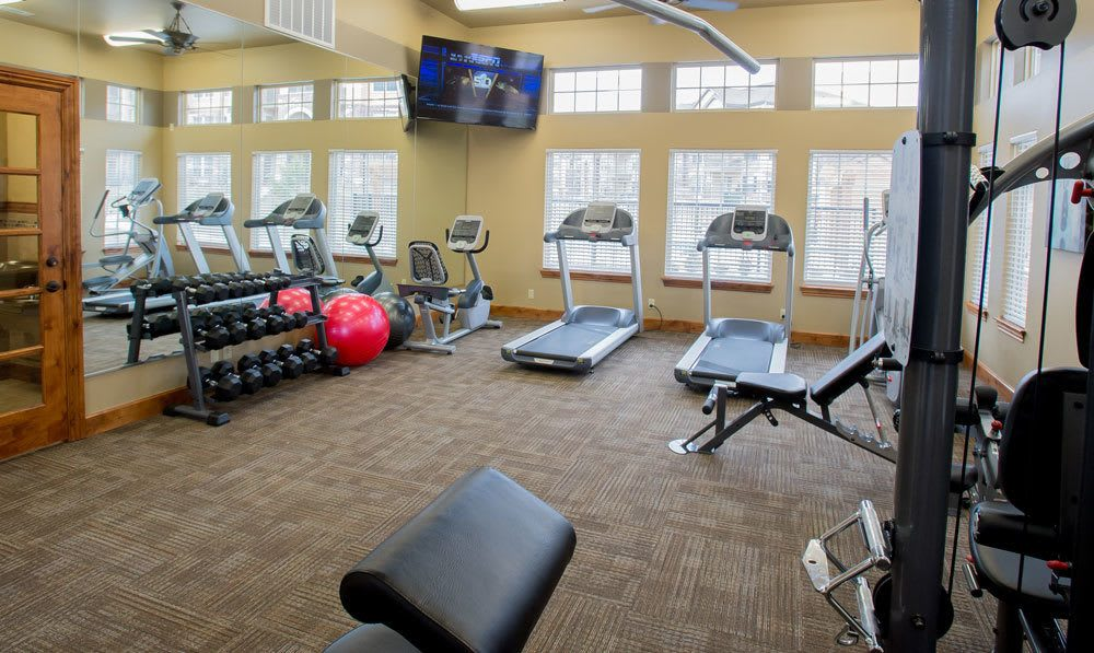 Our Wichita apartments are surrounded by luxury neighborhood amenities