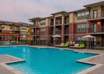 Glistening pool