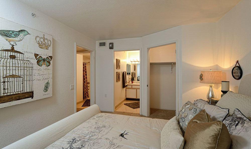 Bright living room in El paso