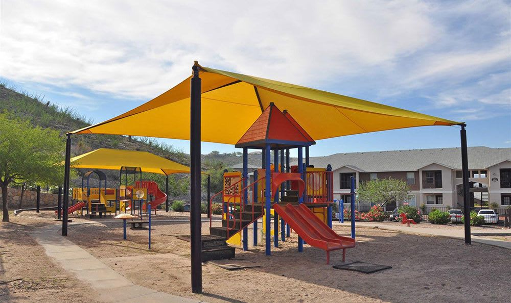 Playground at el Paso apartments