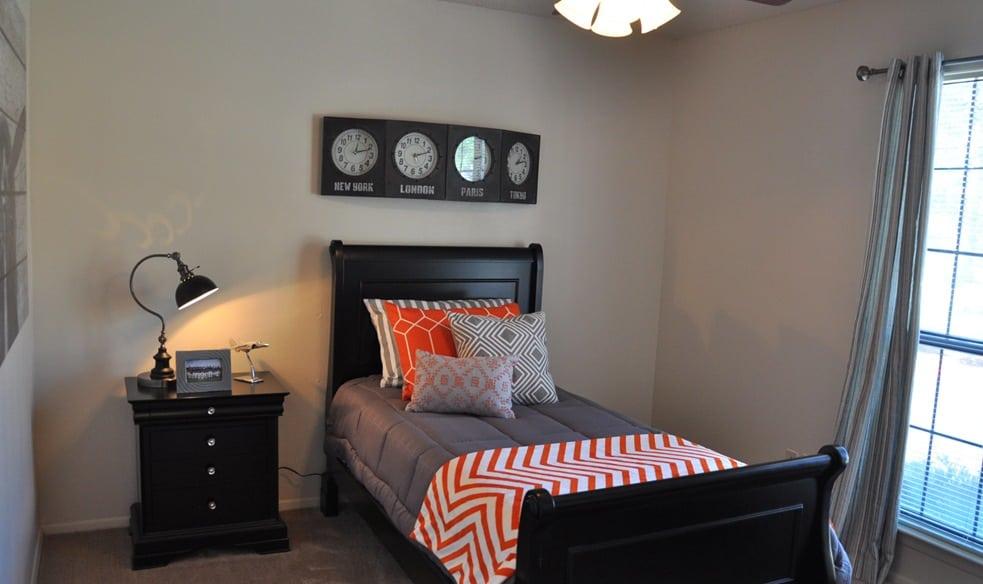Bedroom 2 at our El Paso TX apartments