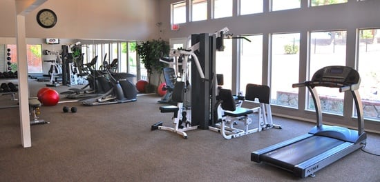 Luxury amenities at our apartments available in El Paso