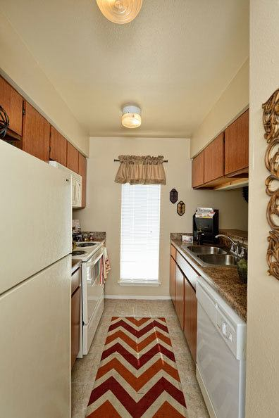 El Paso kitchen with a full appliances
