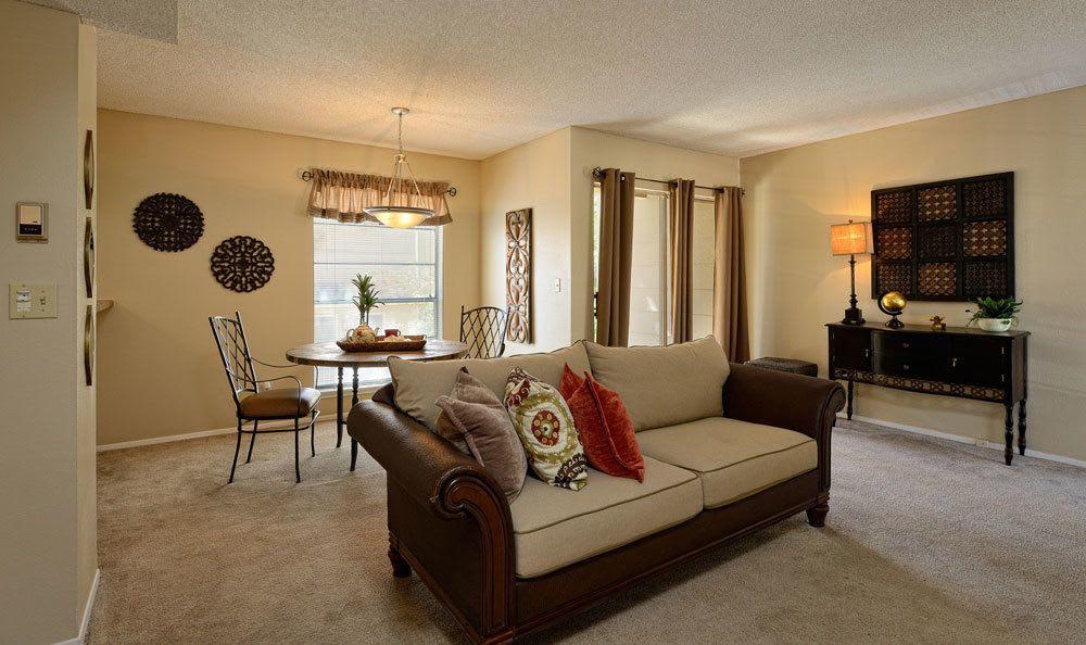 Spacious apartments in El Paso