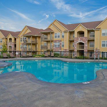 Amarillo apartments in a wonderful neighborhood