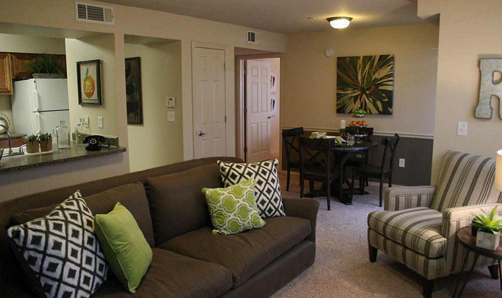 Amarillo apartments with a bathroom