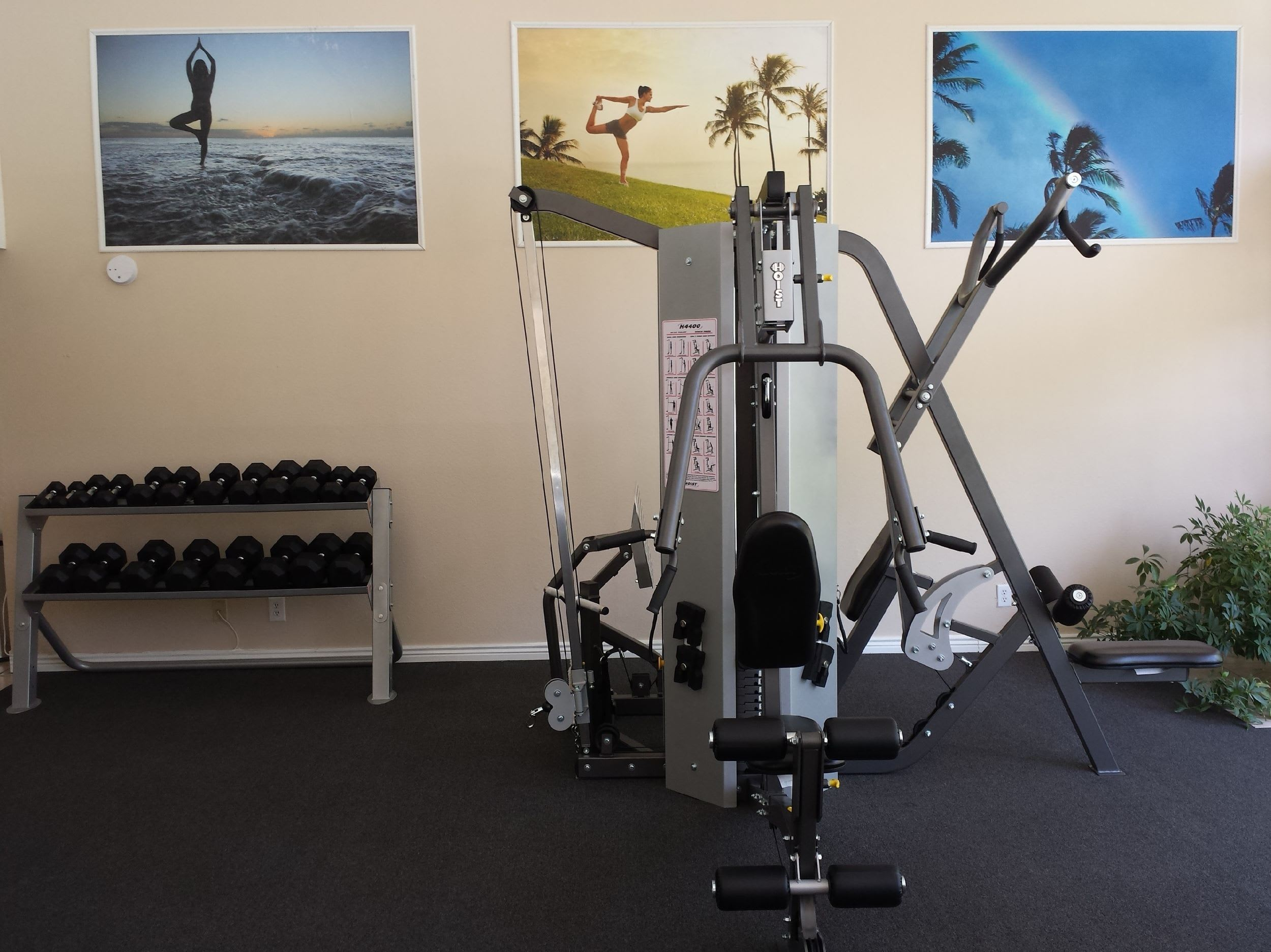 Amazing fitness center Apartments El Paso