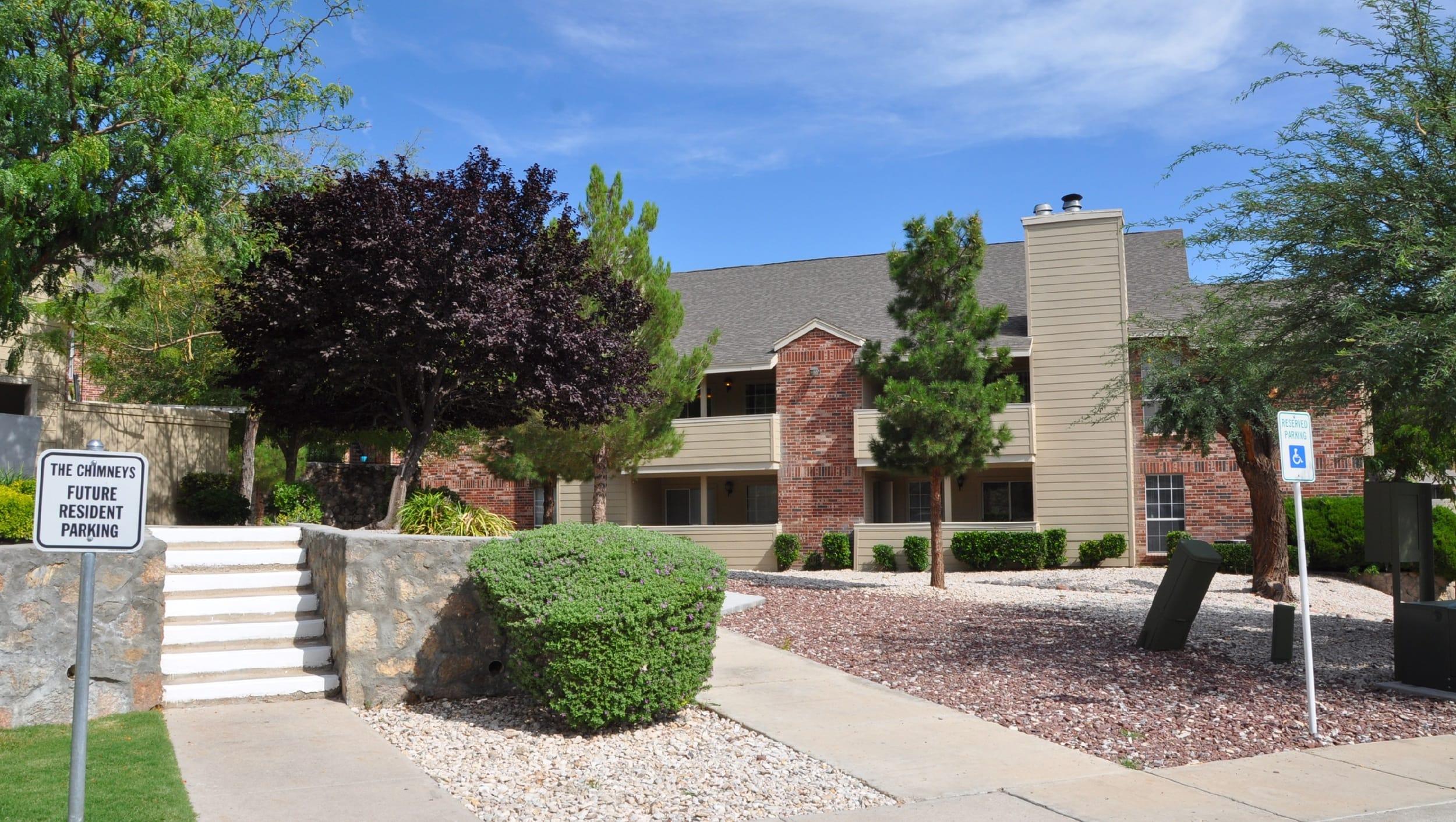 Apartment Buildings El Paso, TX
