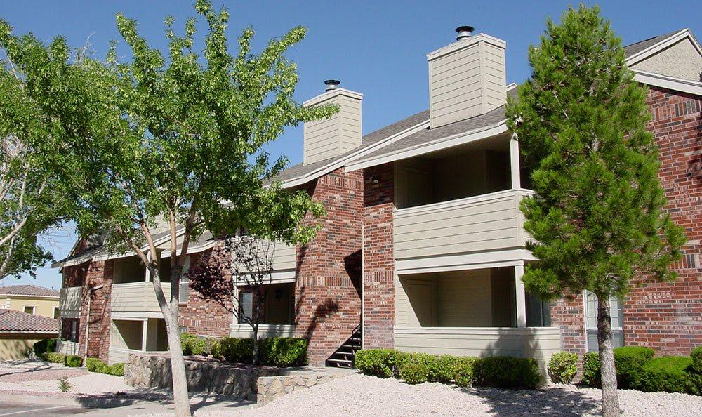 El Paso Apartments in west side