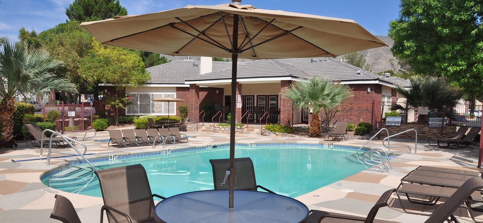 Luxury apartments in El Paso with great amenities
