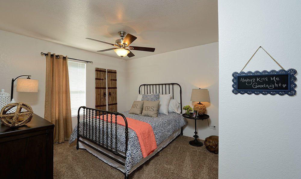 Other bedroom at El Paso apartments