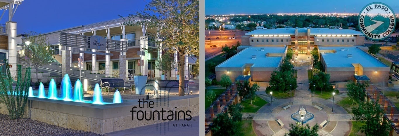 Neighborhood amenities surround our El Paso apartments