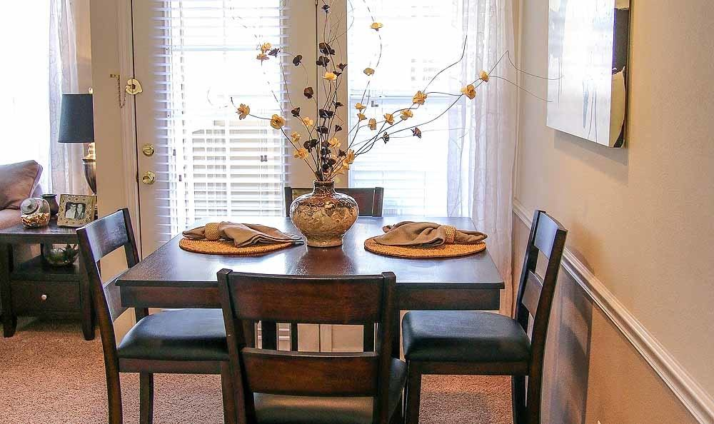 Winchester Apartments dining rooms