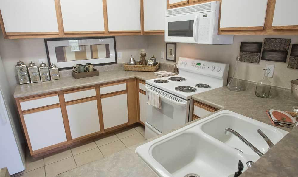 Villas at Stonebridge kitchen