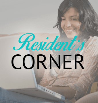 Links and information for current residents at our Corpus Christi apartments